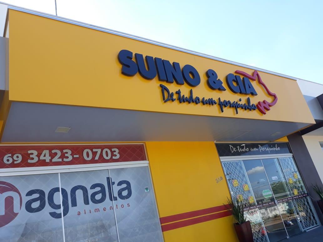 Sicoob T5 em Ji-Paraná
